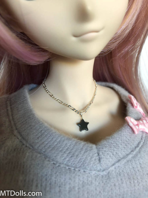 Dollfie Dream Necklace Star Charm