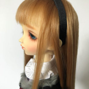 MSD BJD Headband in Black