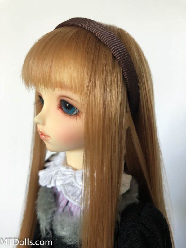 MSD BJD Headband in Brown