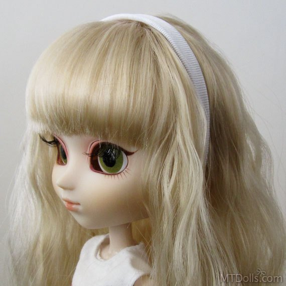 Pullip BJD DD Headband in White