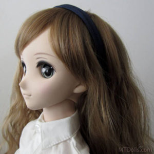 SD DD Headband in Black