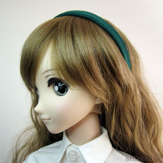 SD / DD Headband in Hunter Green