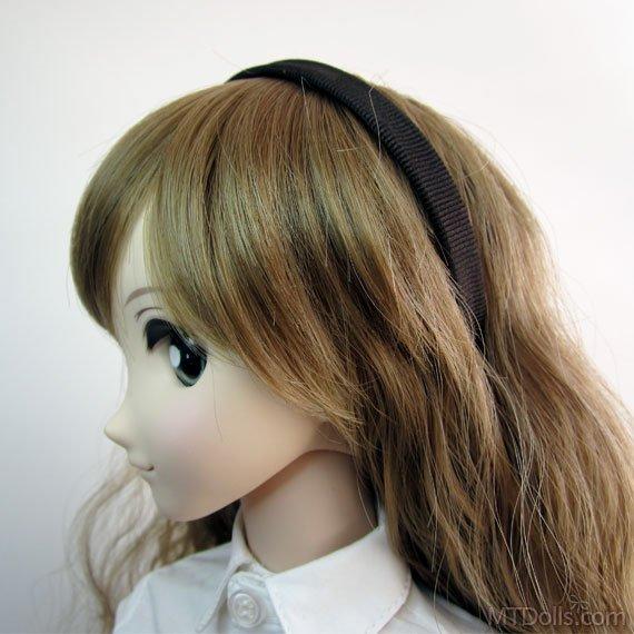 SD Headband in Chocolate Brown