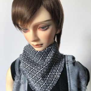 SD17 Modern Shape Scarf / Muffler for BJD