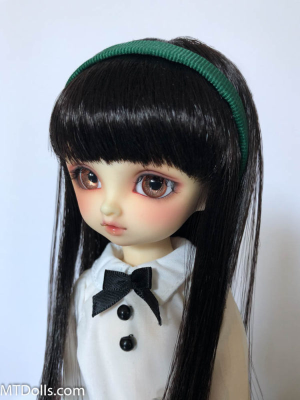 YoSD BJD Headband in Green
