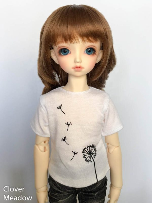 MSD tshirt Make A Wish BJD SDC