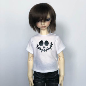 MSD tshirt Happy Spooky BJD SDC