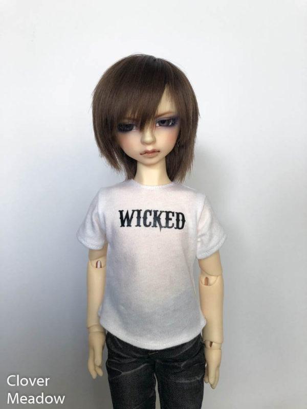 MSD tshirt Wicked BJD SDC