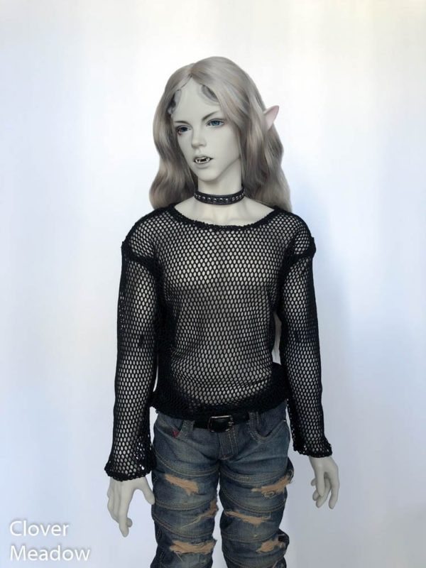 SID Fishnet Shirt Long Sleeve BJD Iplehouse