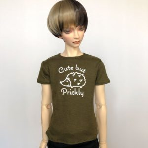 65cm tshirt Cute But Prickly Hedgehog BJD SD17 SuperGem