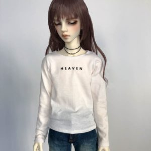 65cm Heaven shirt long sleeve BJD SD17
