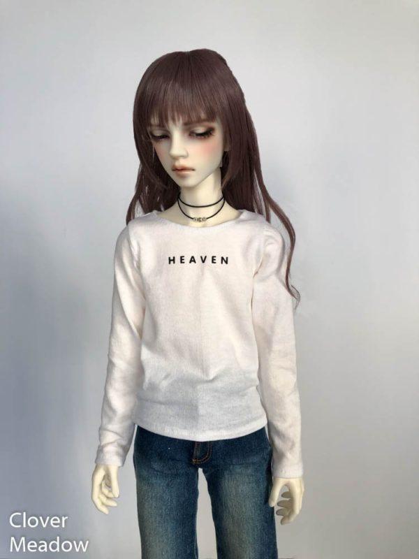 65cm Heaven shirt long sleeve BJD SD17