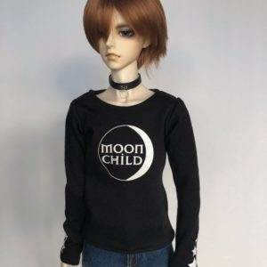 65cm Moon Child long sleeve shirt BJD SD17
