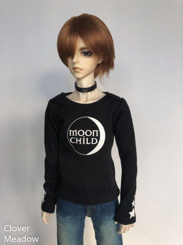 65cm Moon Child long sleeve shirt BJD SD17