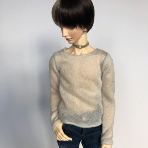 65cm Sparkly Sweater shirt long sleeve BJD SD17